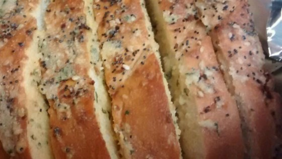 Photo of Easy Cheesy Garlic Bread by amberfoy1