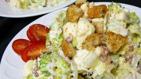 Photo of Broccoli and Cauliflower Salad by SFORD1024