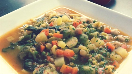 Photo of Rosemarie's Italian Style Soup by Rachel