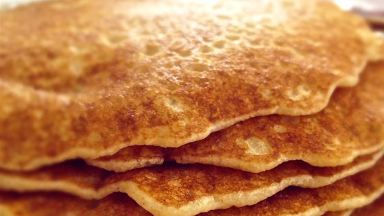 Photo of Gluten-Free Fluffy Pancakes by THE BEAVER FAMILY