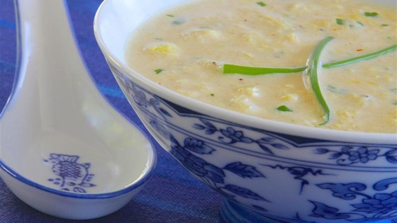 Photo of Curried Coconut Egg Drop Soup by lellewynn