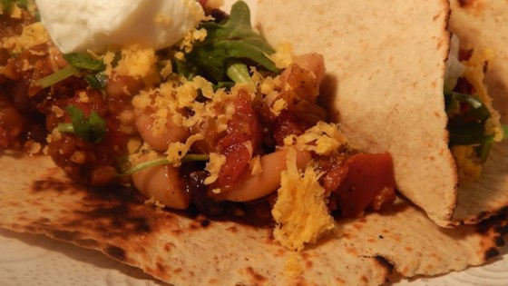 Photo of Appetizing Vegetarian Burritos by Jennyness