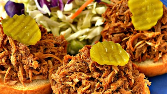 Easy Slow Cooker BBQ Recipe