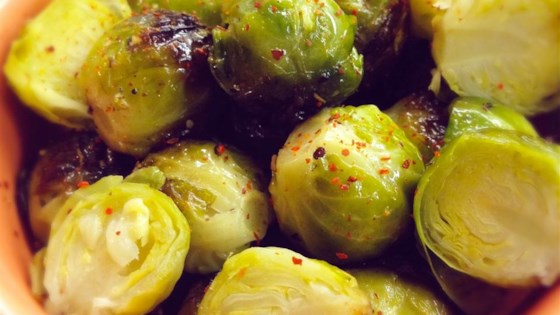 Photo of Easy Marinated Brussels Sprouts by Diana S.