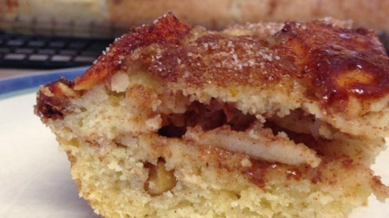 Photo of Dairy-Free Apple Coffee Cake  by MRS. CINDY SCHMIDT