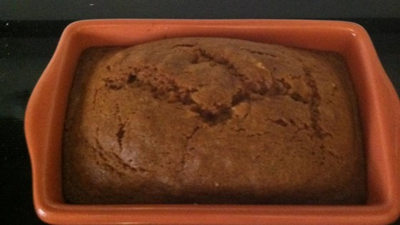 Photo of Gluten-Free Pumpkin Bread and Cream Cheese Icing by dm5533