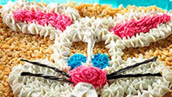 Photo of Hippity Hoppity Treats™ by Kellogg's® Rice Krispies® cereal