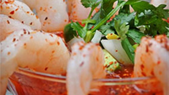 Clamato® Shrimp Cocktail