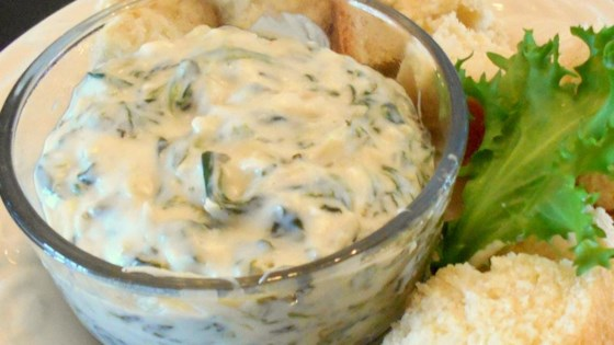 Photo of Artichoke & Spinach Dip Restaurant Style by TERRAD
