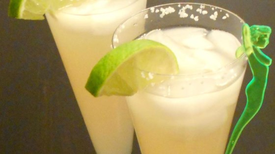 Photo of Top Shelf Margaritas on the Rocks by The Prothro's Kitchen