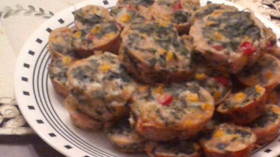 Photo of Egg and Veggie Muffins by Chef Lizzie