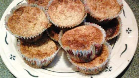 Photo of Banana-Oatmeal Breakfast Muffins by NLCREWS