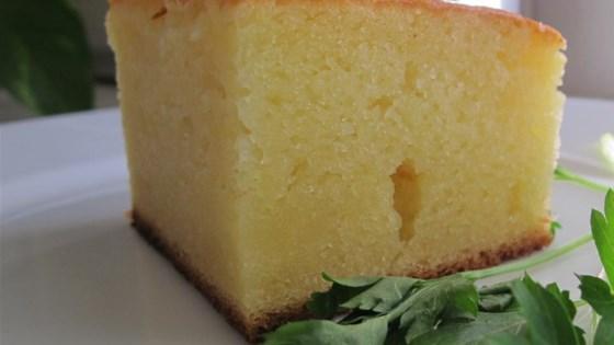 Photo of Lemon Mochi Cake by thecookingwimp