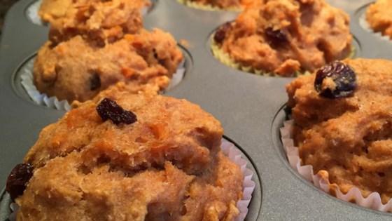 Sweet-Potato Muffins Recipe