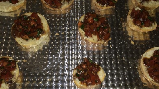 Photo of Nikol's Garlic Bruschetta by Nikol