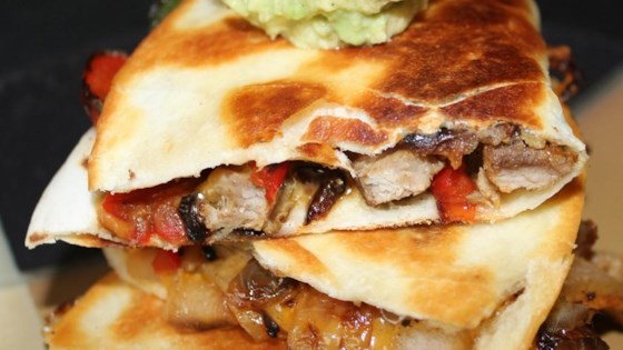 Photo of Fajita Quesadillas by DHANO923
