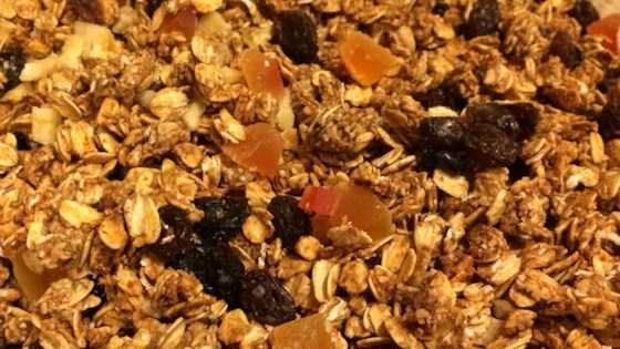 Photo of Granola by Susan Johnson