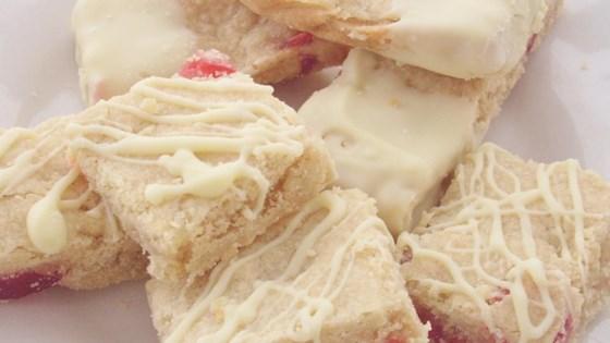 Photo of Cherry-Almond Icebox Cookies by WestCoastMom