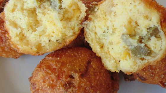 Photo of Jillena's Crab Hush Puppies by JILLENA