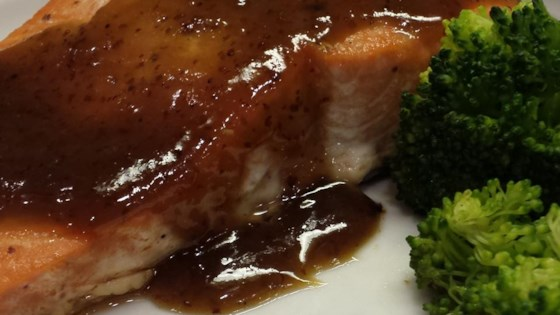 Photo of Maple-Rum Glazed Salmon by pweaver