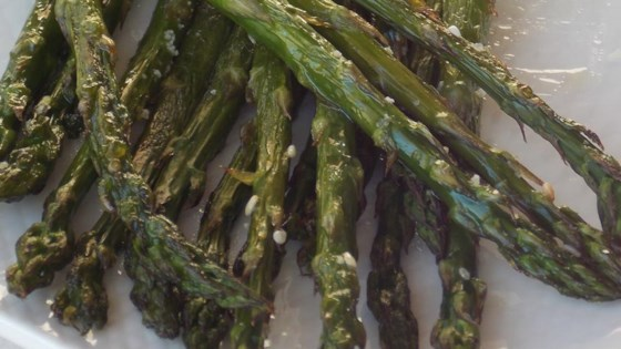 Photo of Simply Sesame Asparagus by cookin