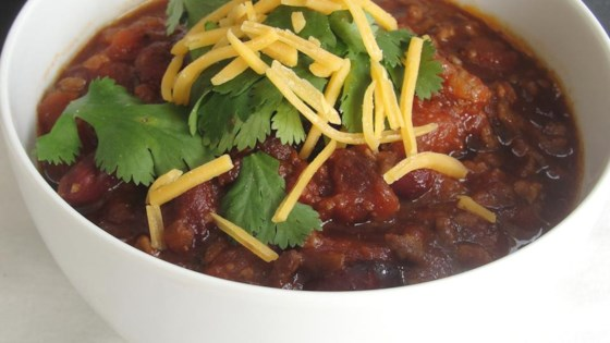 Photo of Mark's Firehouse Chili by BobBlum