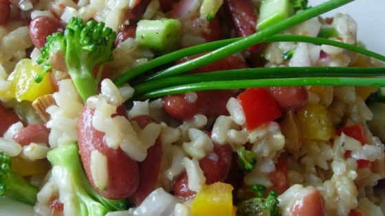 Photo of Nutty Brown Rice Salad by Jackie Wood