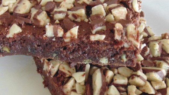 "Photo of Laura's ""Thin Mint"" Brownies by abbyqs"