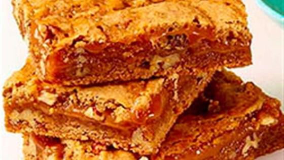 Photo of Cinnamon Caramel Swirl Bars by McCormick®
