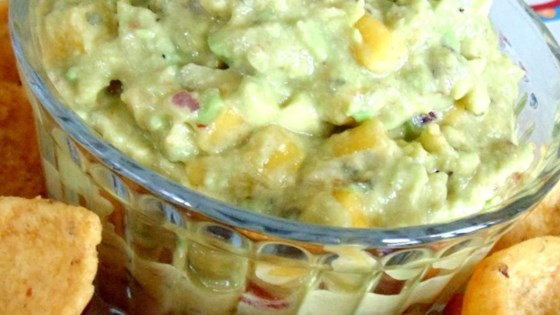 Photo of Chipotle-Mango Guacamole by Claire Rozmus