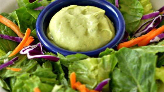 Photo of Avocado Dressing by LiebAR