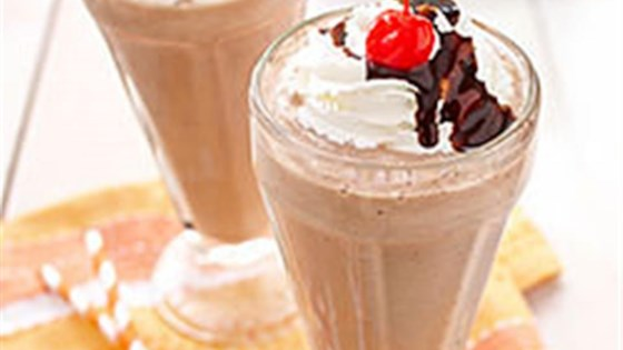 Photo of Banana Split Shake by Gay Lea Foods Co-operative®