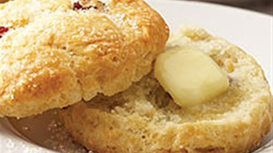Photo of Cranberry Lemon Scones by Gay Lea Foods Co-operative®