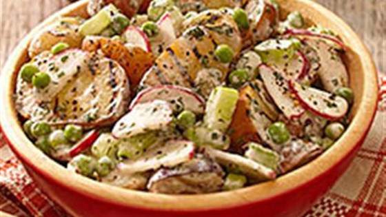 Photo of Creamy Herb Grilled Potato Salad by Gay Lea Foods Co-operative®