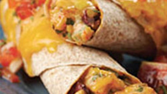 Photo of Fiesta Chicken Burritos by Gay Lea Foods Co-operative®