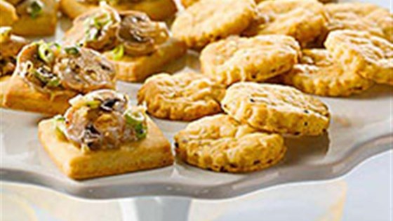 Photo of Jalapeno Cheese Shortbread by Gay Lea Foods Co-operative®