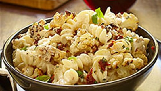 Photo of Roasted Cauliflower Pasta Toss by Gay Lea Foods Co-operative®