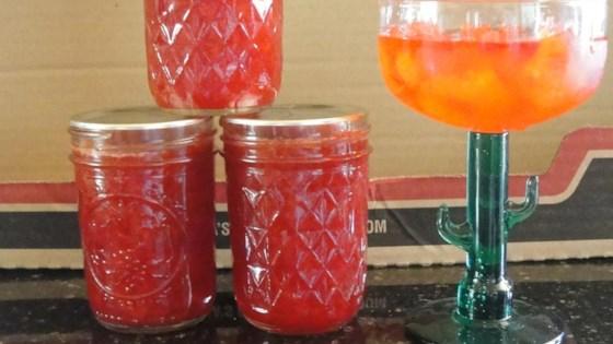 Photo of Strawberry Margarita Jam by Miss Diane