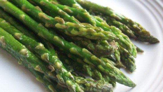 Photo of Pan-Fried Asparagus by Kim