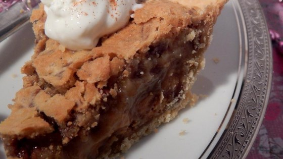 Photo of Peanut Butter Chip Pecan Pie by Loraine