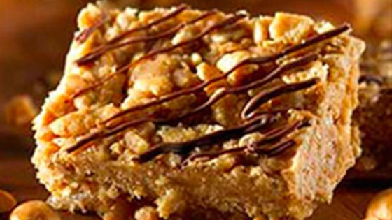 Photo of RICE KRISPIES® Peanut Butter Bars by Rice Krispies