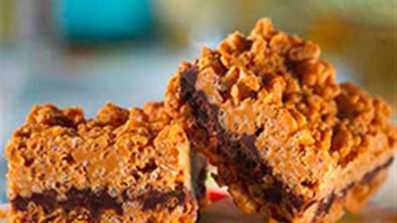 Photo of Crunchy Fudge Sandwiches by Kellogg's® Rice Krispies®