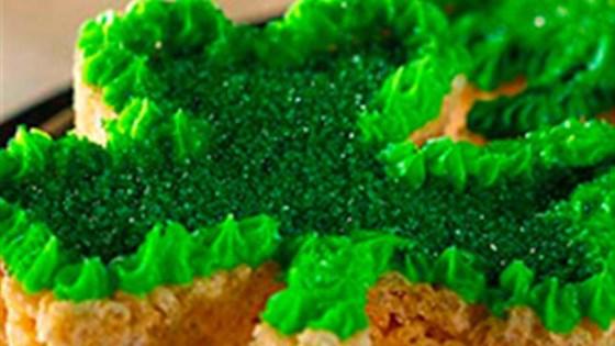 Photo of Lucky Shamrock Treats™ by Kellogg's® Rice Krispies®