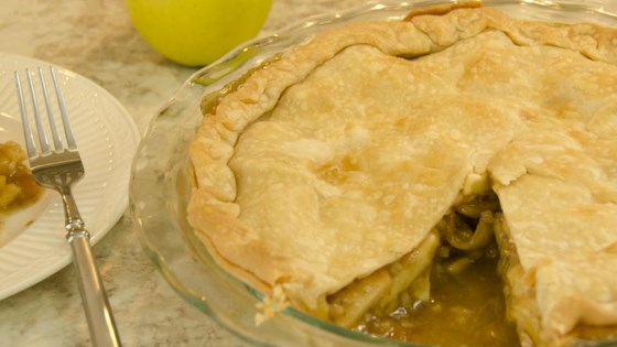 Photo of Apple Almond Pie by Shannon