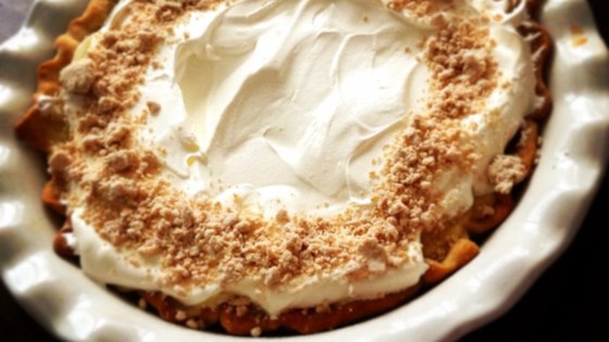Real Southern Peanut Butter Pie
