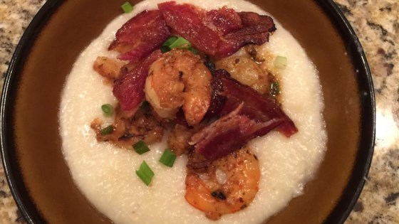 Photo of Chef John's Shrimp and Grits  by Chef John