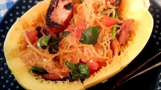 Photo of Paleo Spaghetti Squash by RACH7H