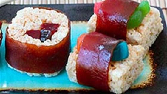 Photo of Sushi Treats™ by Kellogg's® Rice Krispies®