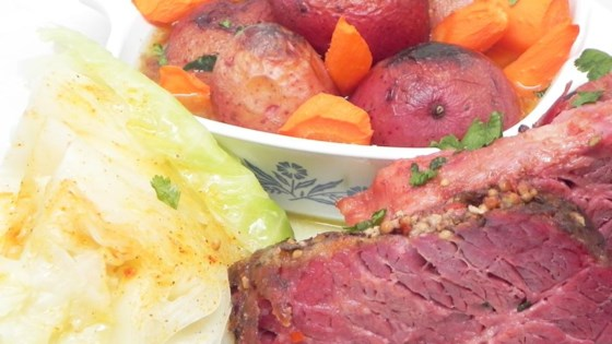 Photo of Spicy and Tender Corned Beef by June Mc