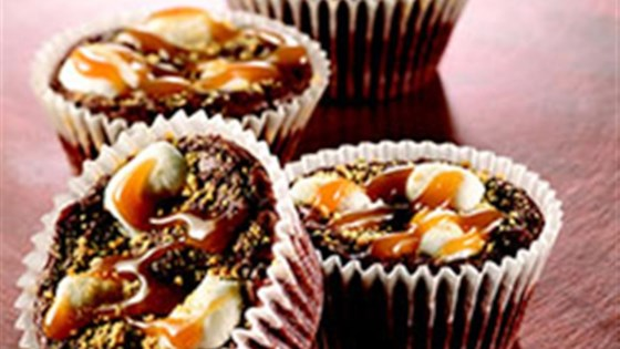 Photo of Salted Caramel S'more Brownie Bites by Duncan Hines® Canada
